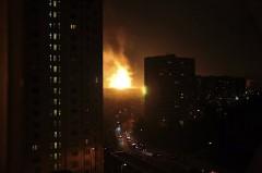 Explosion av en gaslednin i Moskva, maj 2009