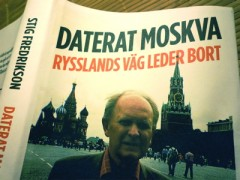 Stig Fredrikson: Daterat Moskva
