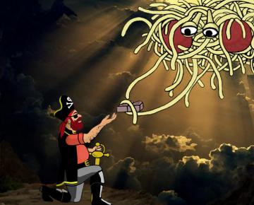 Spaghettimonstret
