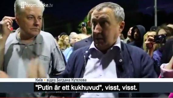 Zjirinovskij vill bli minister