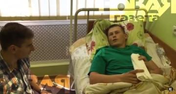 Novaja Gazetas Pavel Kanygin intervjuar Aleksandr Aleksandrov.