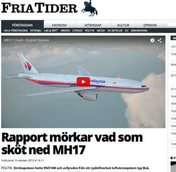 """Även vissa svenska """"medier"""" låter sig luras av den ryska propagandan."""
