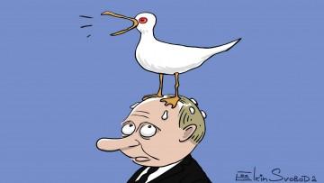 Teckning: Sergej Jolkin
