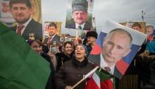 Groznyj den 22 januari 2015. Foto: Varlamov.ru