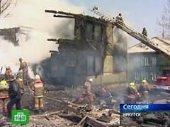 En gasexplosion i ett bostadshus Irkutsk i maj krävde åtta dödsoffer.