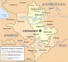 Den icke-erkända republiken Karabach