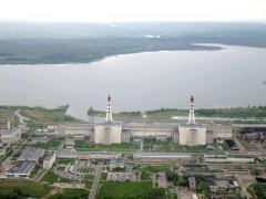 Kärnkraftverket Ignalina ligger fyra mil från staden med samma namn, vid grönssjön Drūkšiai.