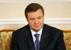Janukovytj har högst opinionssiffror. Foto: yanukovich.com.ua