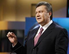 Viktor Janukovytj. (yanukovych.com.ua)