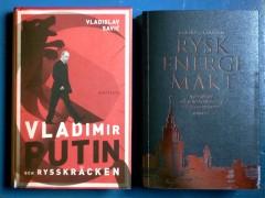 Två nya böcker om Ryssland