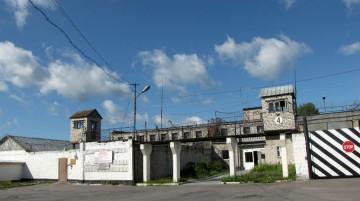 Straffkolonin i Segezja. Foto: Khodorkovsky.ru