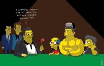 Janukovytj till oppositionsledarna: jag ska göra ett förslag man inte kan säga nej till.