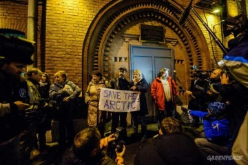 Dimitri Litvinov and Roman Dolgov Released On Bail