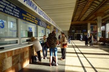 Stationen i Charkiv