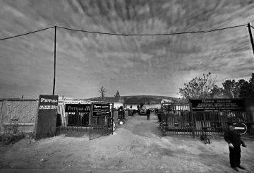Vid Chovanskoe. Foto från Google Streetview.
